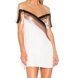 NBD Mireya Sequin Mini Dress x Revolve